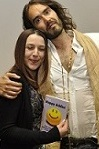 Russell Brand and Beth Burgess - The Happy Addict - thumbnail