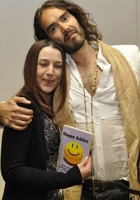 russell brand and beth burgess - the happy addict